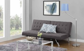 Furniture Wonderful Living Room Furniture Using Walmart Futon Bed regarding Living Room Sets Walmart