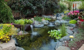 Landscaping Pond Design Water Feature Design Company for 12 Smart Concepts of How to Build Backyard Landscaping Company
