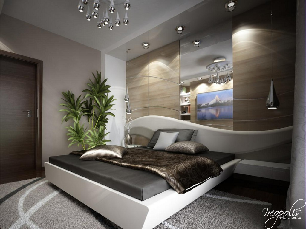 Modern Bedroom Designs Neopolis Interior Design Studio Home Design pertaining to 12 Some of the Coolest Tricks of How to Build Modern Bedroom Designs