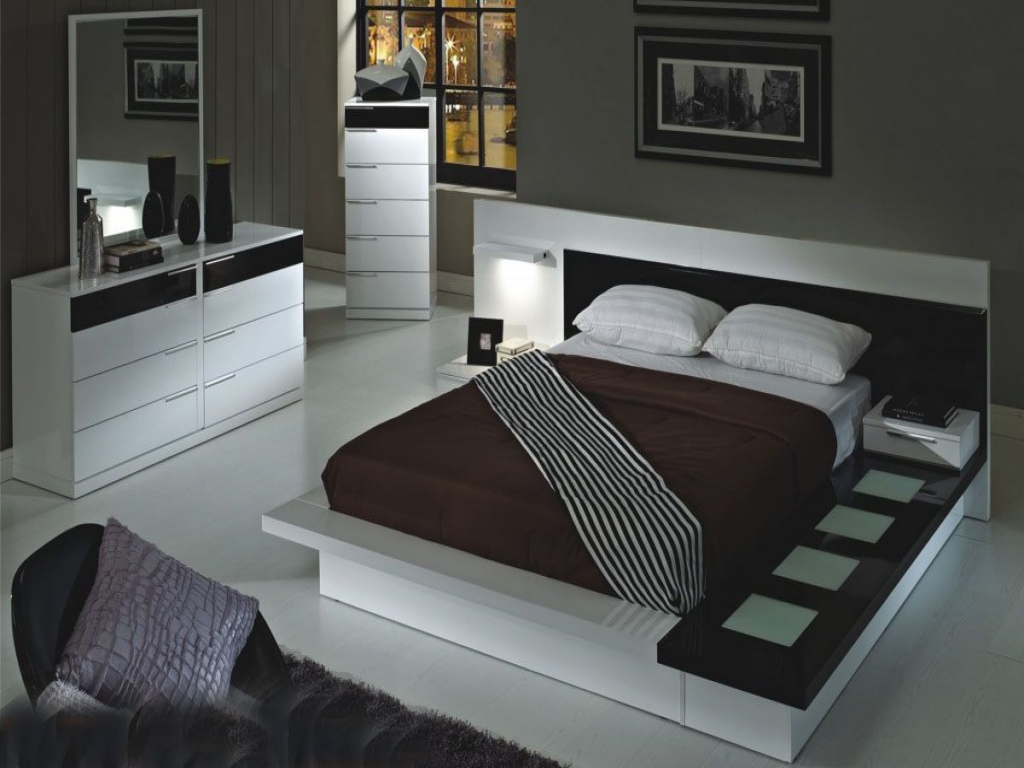 Modern King Size Bedroom Sets Ideas Furniture Ideas Beautiful regarding 12 Clever Designs of How to Makeover Modern King Bedroom Sets