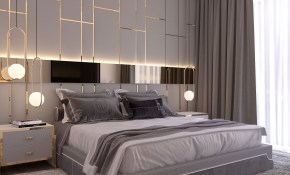 Modern Style Bedroom Dubai Project On Behance Bedrooms In 2019 with regard to 12 Some of the Coolest Tricks of How to Build Modern Bedroom Designs