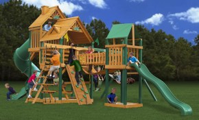 My Tips For Buying And Installing A Swing Set Or Outdoor Playset inside 14 Smart Tricks of How to Make Playset Ideas Backyard