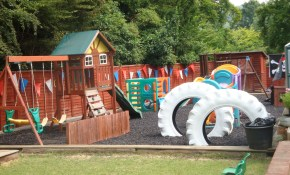 Outdoorspacesforkids Home With Kids Play Area Outdoor This for Backyard Play Area Ideas