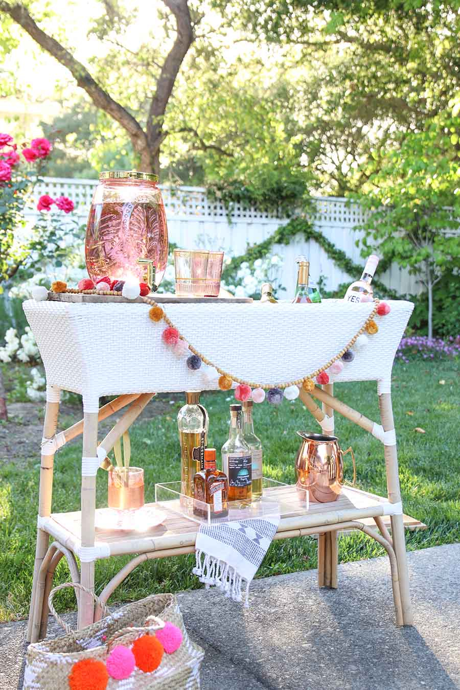 Patio Decorating Ideas 7 Simple Summer Updates Modern Glam with 16 Smart Designs of How to Makeover Ideas To Decorate Backyard