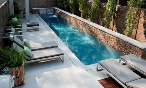 Relaxing Small Pool Designs Are Out Today For You To Choose Why regarding 14 Smart Designs of How to Improve Small Pool Ideas For Backyards