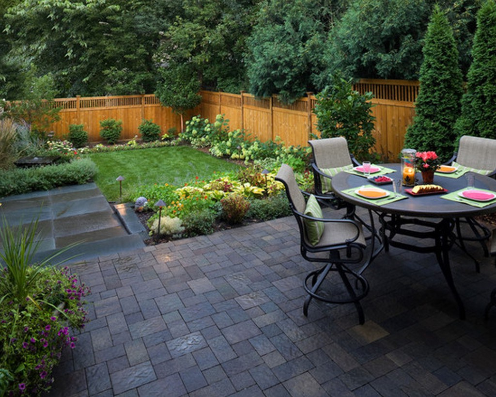 Rustic Backyard Landscaping Ideas Endearing Backyard Landscape with 11 Clever Initiatives of How to Build Backyard Landscape Designs On A Budget