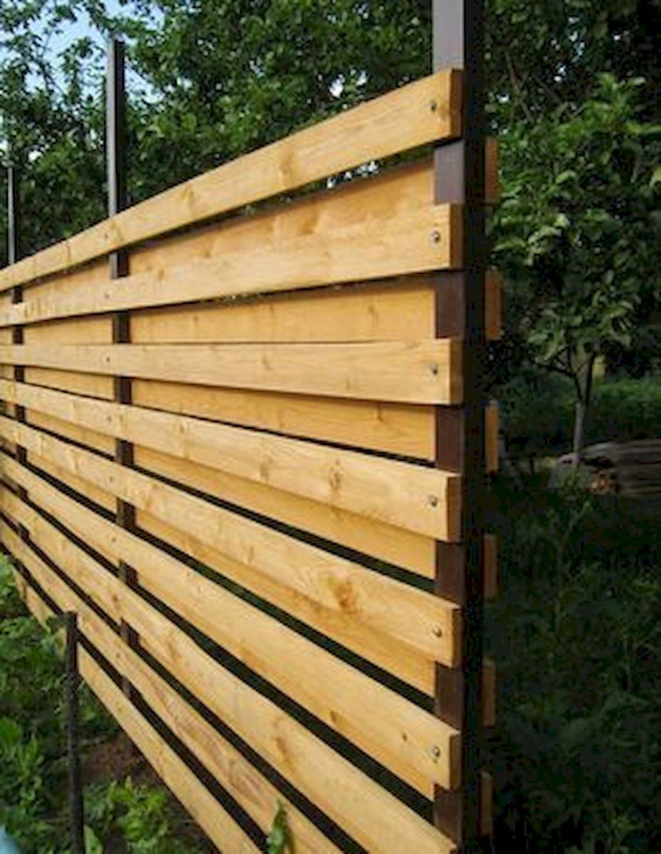 Simple Backyard Privacy Fence Ideas On A Budget 71 Projekte throughout Backyard Ideas For Privacy