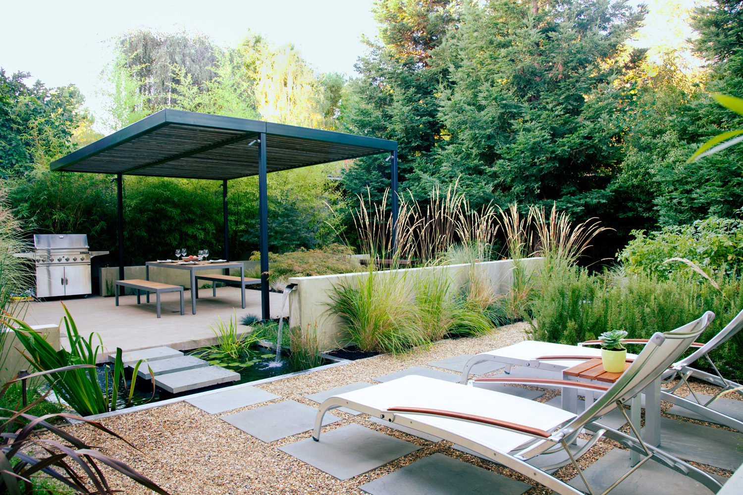 Small Backyard Design Ideas Sunset Magazine with Backyard Design Ideas For Small Yards