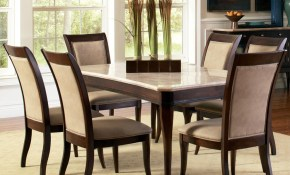 Steve Silver Marseille 7 Pc Dining Group Royal Furniture Dining inside Buy Living Room Set