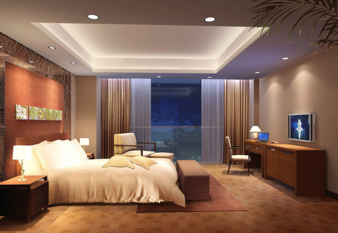 Stunning Modern Bedroom Ceiling Light Fixtures Somewhere Home Decor inside Modern Bedroom Lighting Ceiling