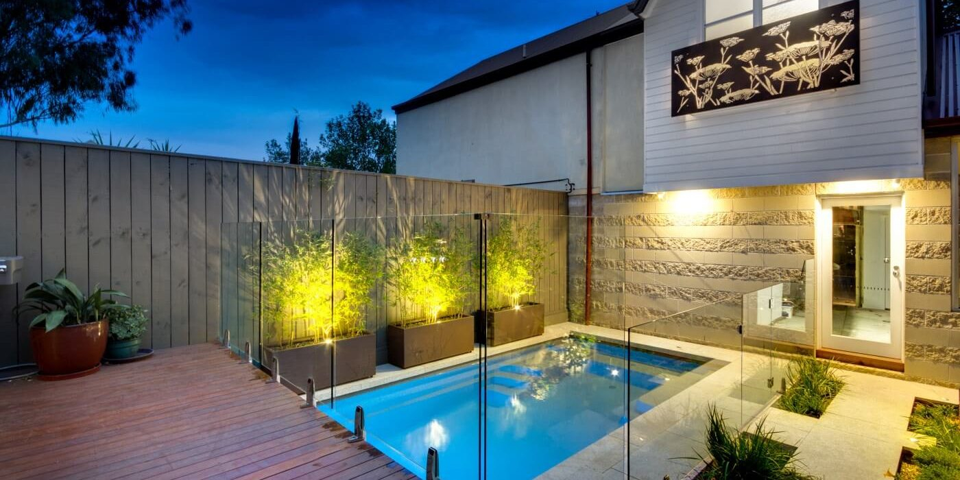 The Best Pool Design Ideas For Your Backyard Compass Pools Australia with regard to Small Backyard Pool Ideas