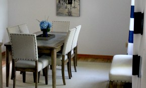 The Big Reveal Dining Room Makeover With Raymour Flanigan with regard to Raymour And Flanigan Living Room Set