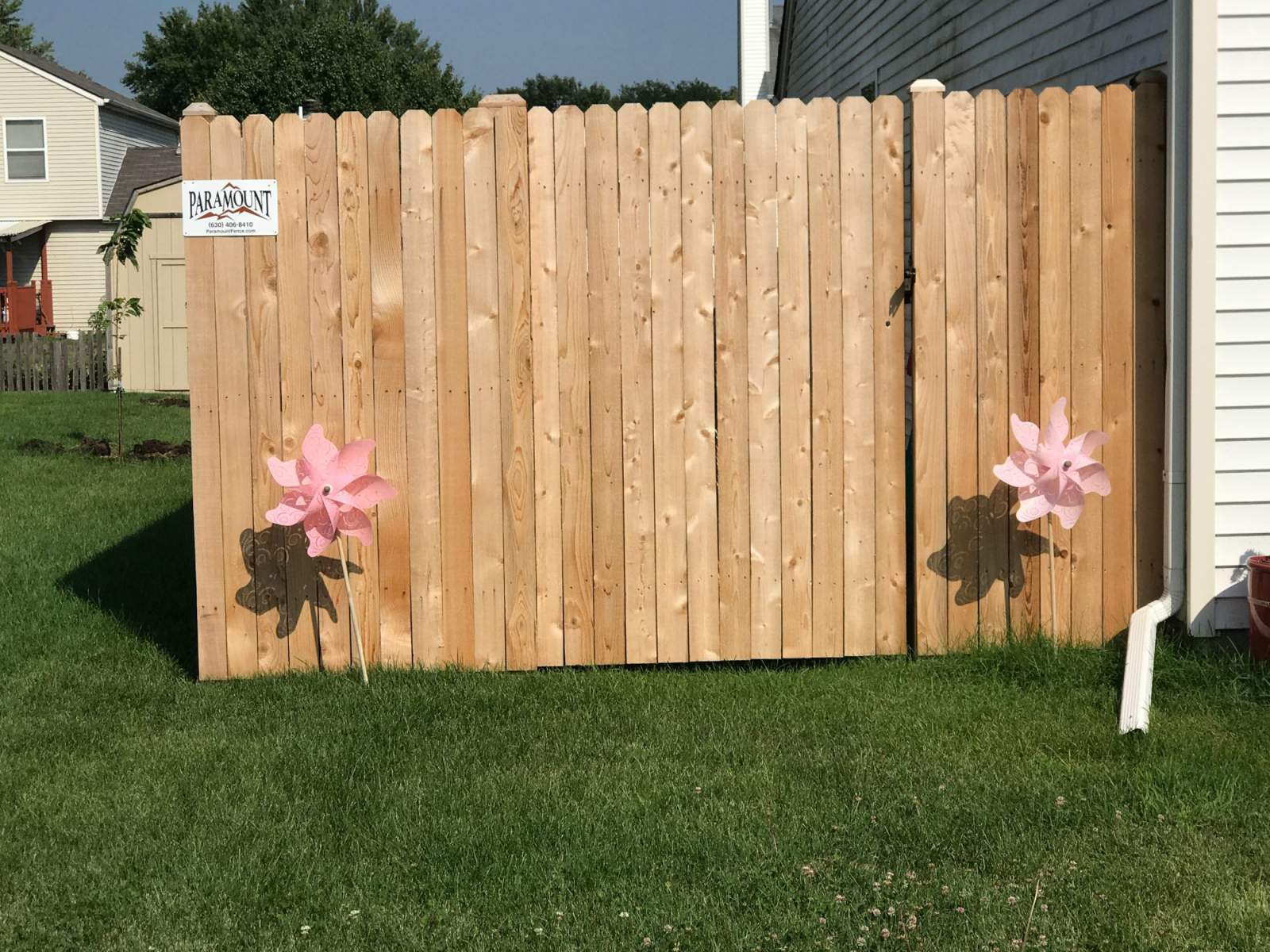 Types Of Fence Batavia Il Paramount Fence pertaining to 11 Genius Ideas How to Make Types Of Wood Fences For Backyard
