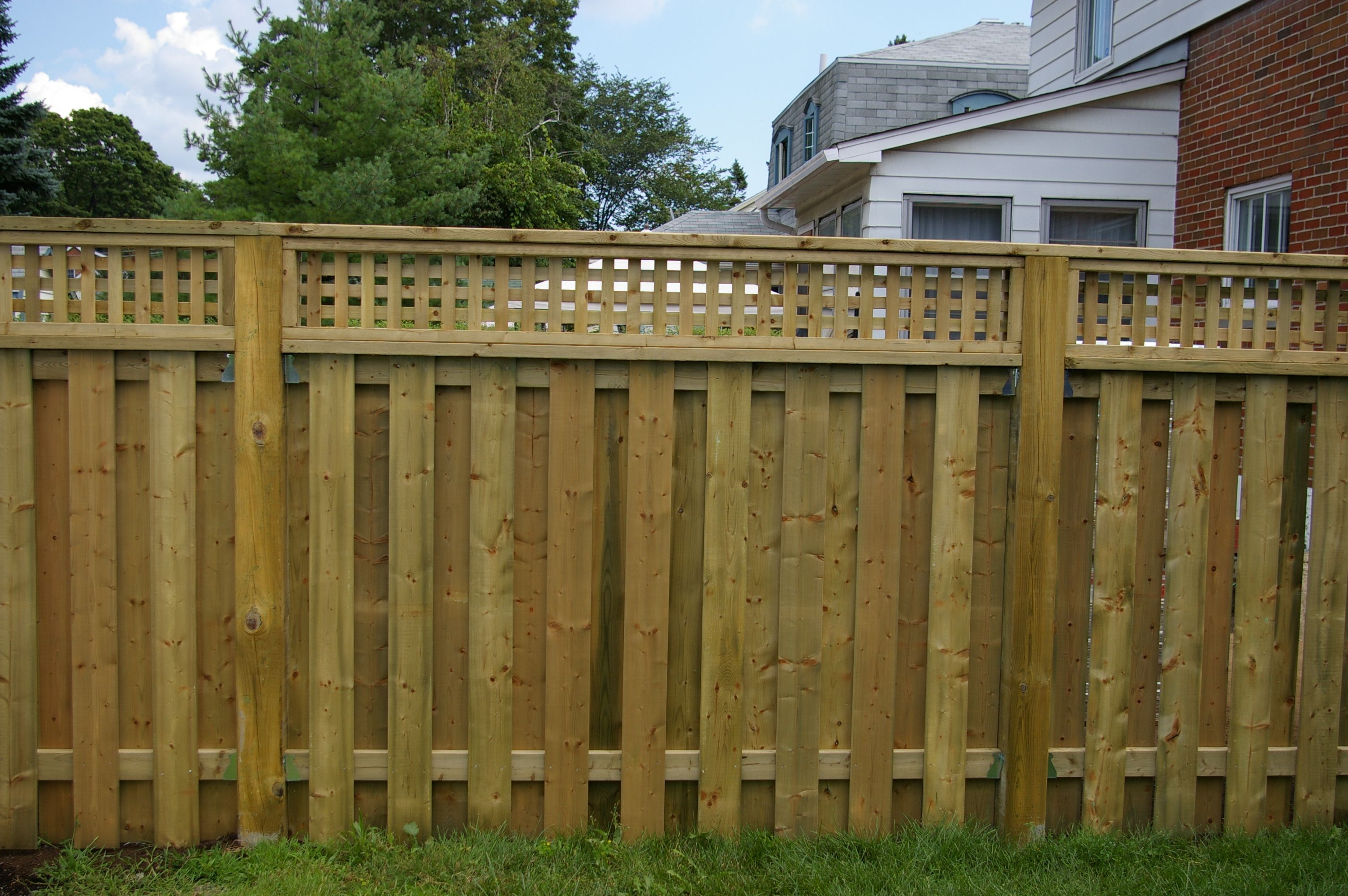 Types Of Wood Fences For Homes Fence Ideas Site inside Types Of Wood Fences For Backyard