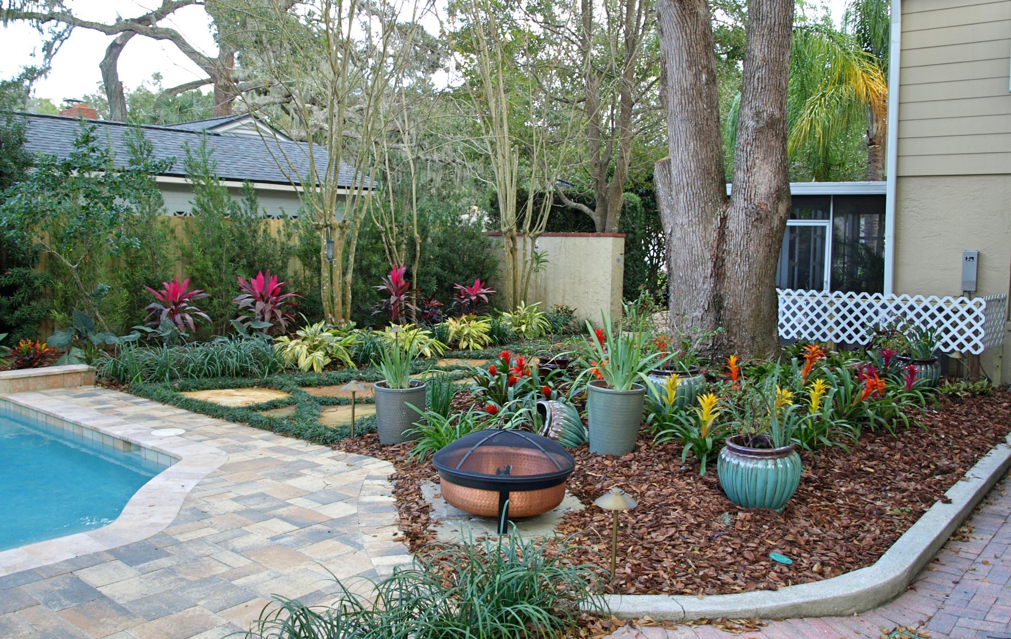 Xeriscaping In Florida inside 14 Smart Tricks of How to Craft Florida Backyard Landscaping Ideas