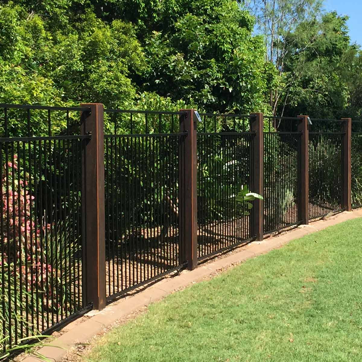 Yard Fencing 10 Modern Fence Ideas Family Handyman intended for Cheap Backyard Fencing
