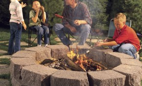 12 Great Backyard Fire Pit Ideas The Family Handyman intended for 10 Smart Ways How to Makeover Backyard Ideas With Fire Pits