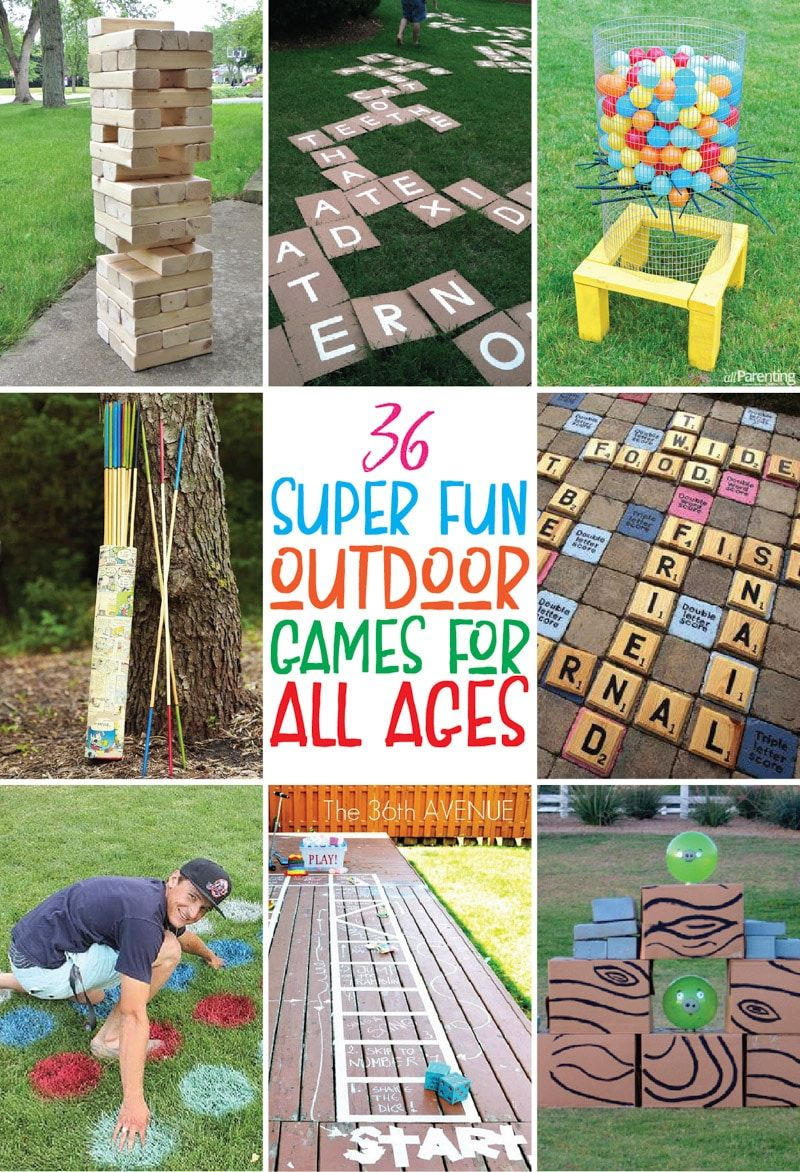 15 Awesome Designs Of How To Craft Backyard Game Ideas For Adults for 11 Clever Ways How to Makeover Backyard Game Ideas