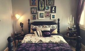 15 Awesome Gothic Bedroom Design Ideas For Your Sleep Smart Home for 13 Genius Initiatives of How to Improve Modern Gothic Bedroom