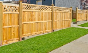 2019 Fence Installation Costs Privacy Fence Cost Per Foot within How Much To Fence A Backyard