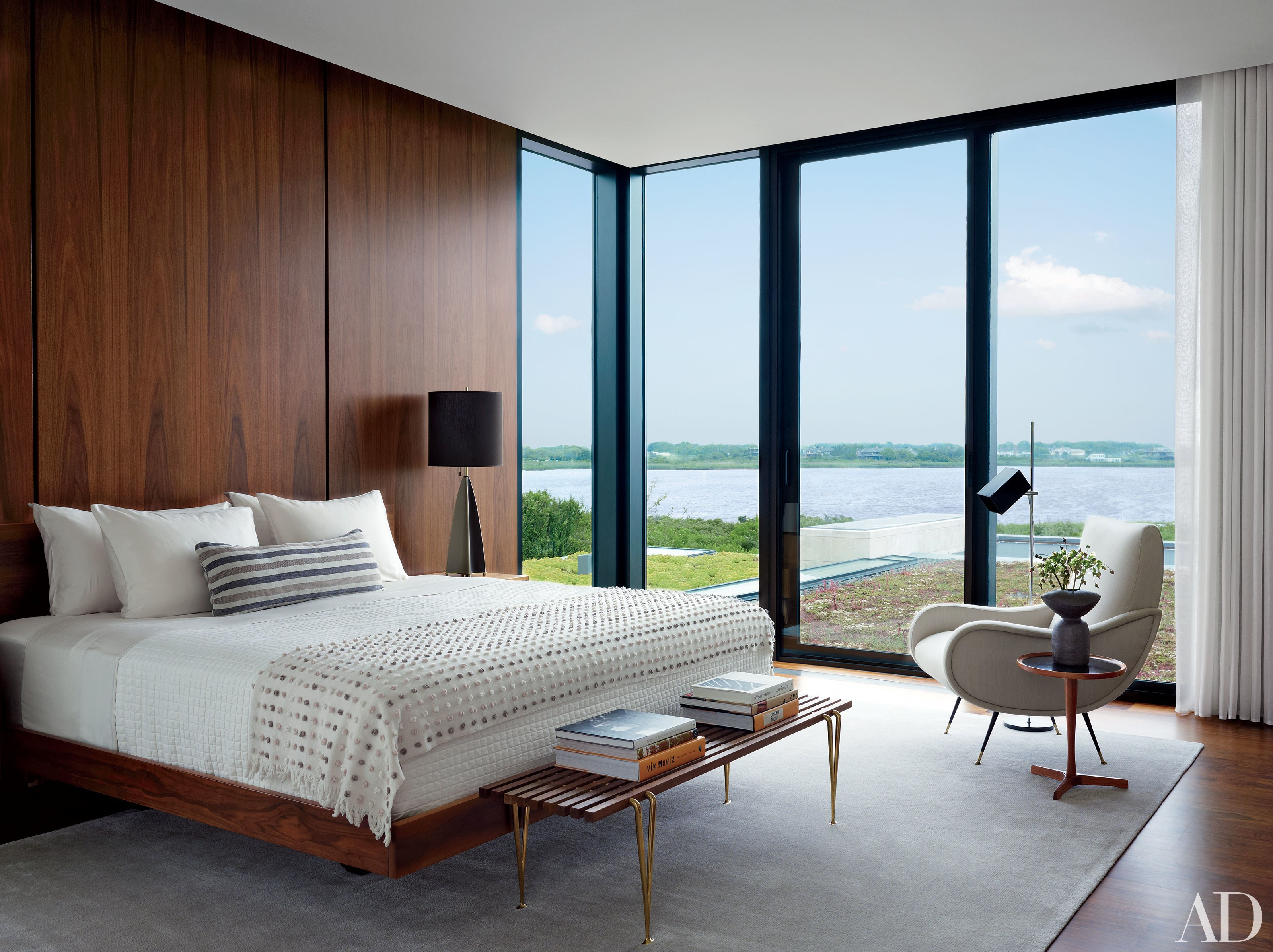 24 Contemporary Bedrooms With Sleek And Serene Style Architectural regarding Modern Bedroom Design Ideas