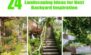 24 Small Sloped Backyard Landscaping Ideas For Best Backyard with regard to Small Sloped Backyard Ideas