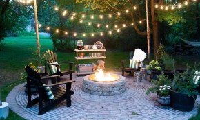 27 Best Backyard Lighting Ideas And Designs For 2019 with 14 Some of the Coolest Ways How to Craft Decorating Backyard With Lights