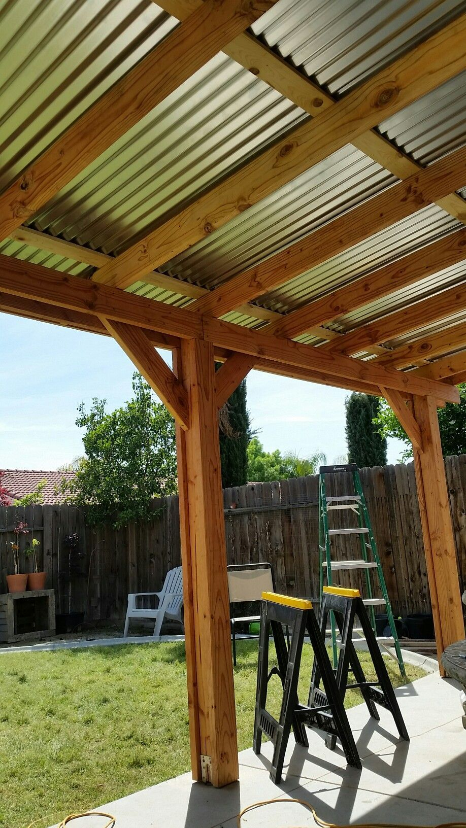 27 Gorgeous Covered Patio Ideas For Your Outdoor Space Best intended for 12 Genius Concepts of How to Build Backyard Patio Roof Ideas