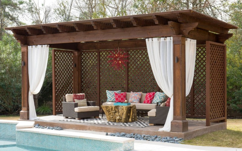 27 Gorgeous Gazebo Design Ideas throughout Ideas For Gazebos Backyard