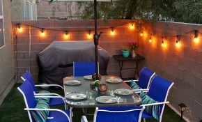 3 Small Backyard Ideas To Create An Outdoor Oasis with 13 Awesome Concepts of How to Make Simple Patio Ideas For Small Backyards