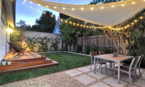30 Diy Shade Canopy Ideas For Patio Backyard Decorations in 11 Awesome Ideas How to Upgrade Backyard Decor