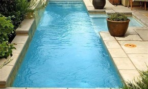 37 Gorgeous Backyard Pool Ideas With Inground Landscaping Design throughout Small Backyard Swimming Pool Ideas