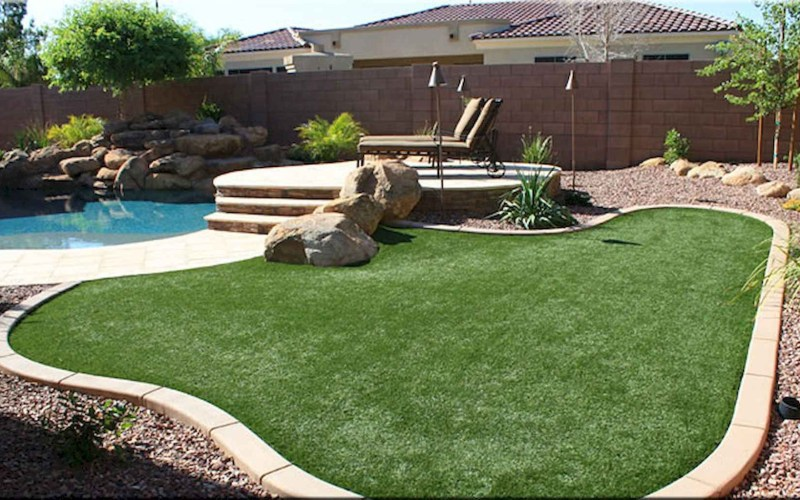 40 Arizona Backyard Ideas On A Budget 14 In 2019 Landscaping with Arizona Backyard Ideas