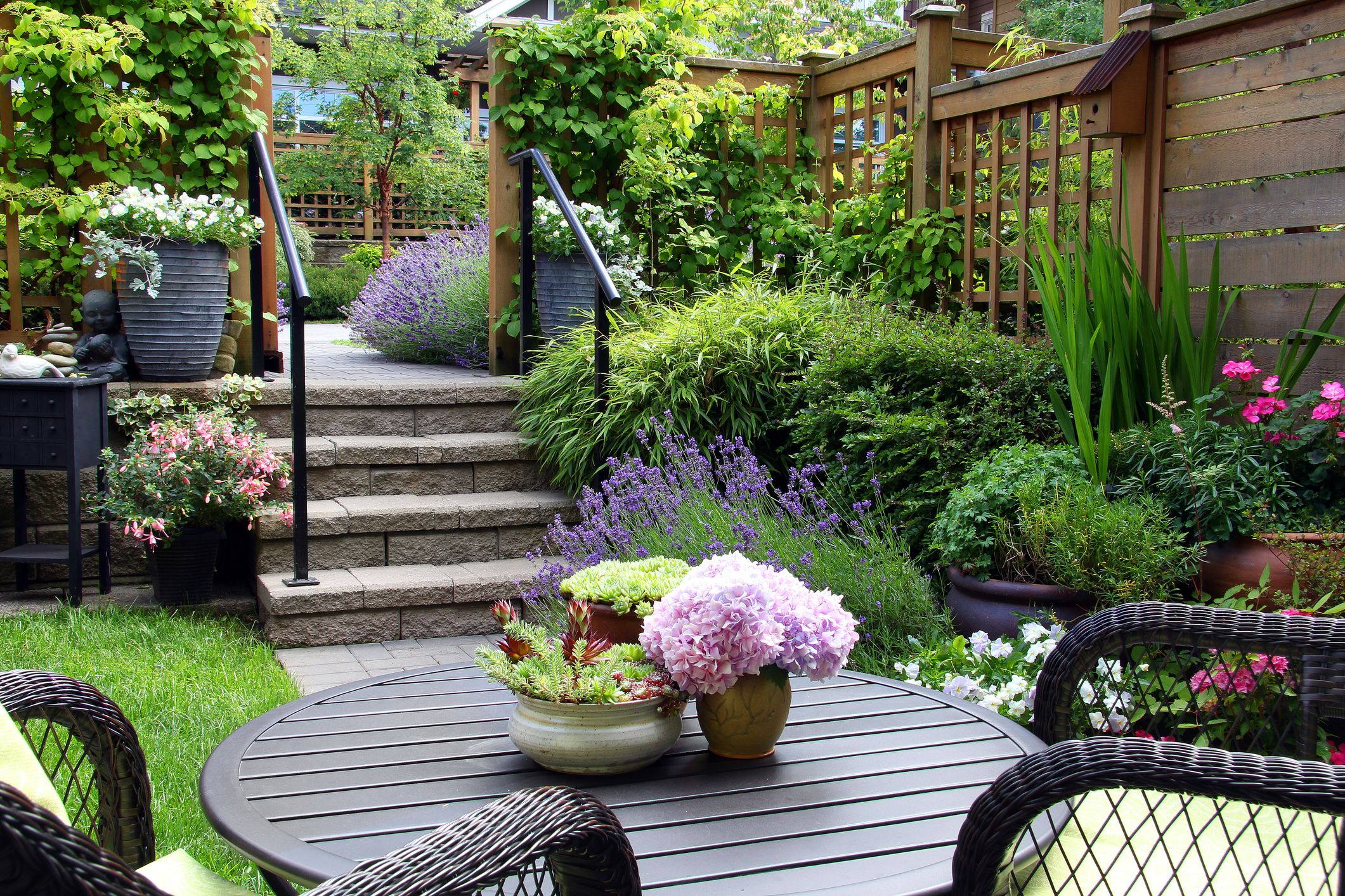 5 Cheap Garden Ideas Best Gardening Ideas On A Budget throughout Inexpensive Backyard Landscaping