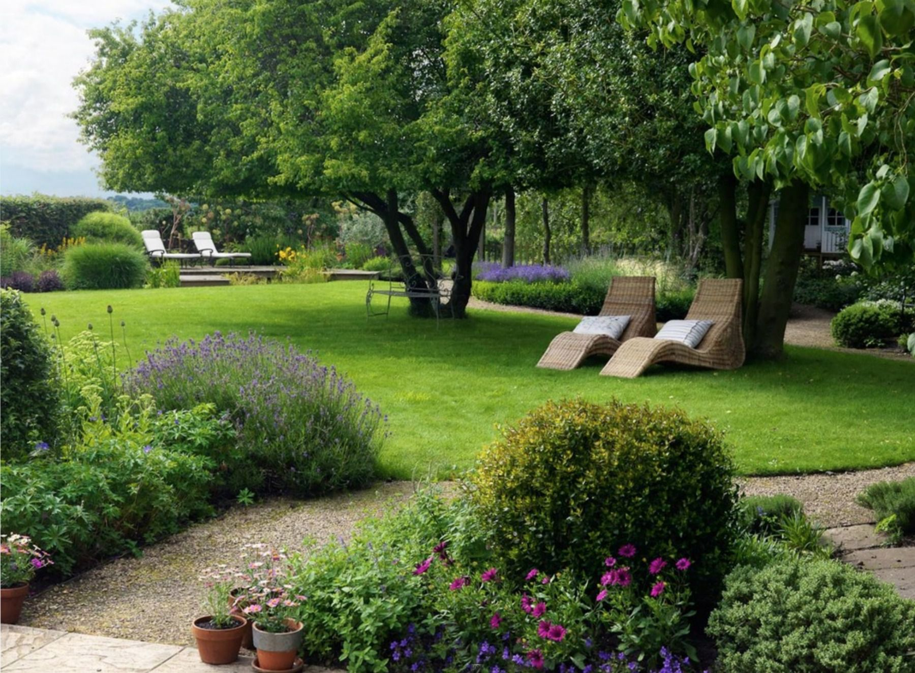 50 Backyard Landscaping Ideas To Inspire You pertaining to 11 Awesome Designs of How to Craft Backyard Landscapes