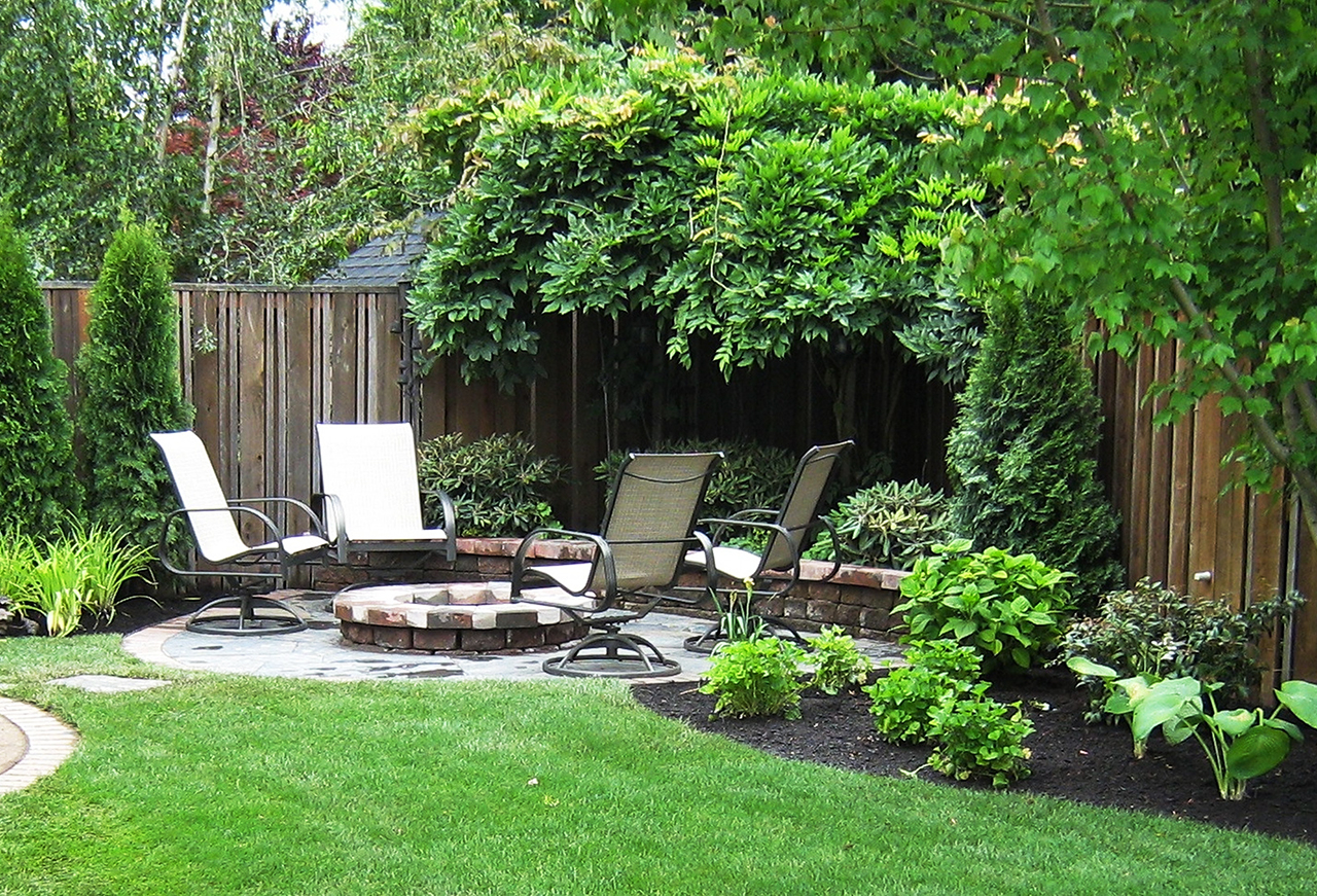 50 Best Backyard Landscaping Ideas And Designs In 2019 for Backyard Landscapes