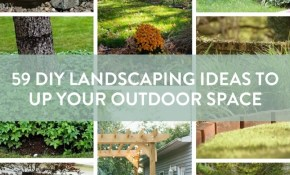 59 Diy Landscaping Ideas And Tips To Improve Your Outdoor Space Curbly regarding Cheap Backyard Landscaping