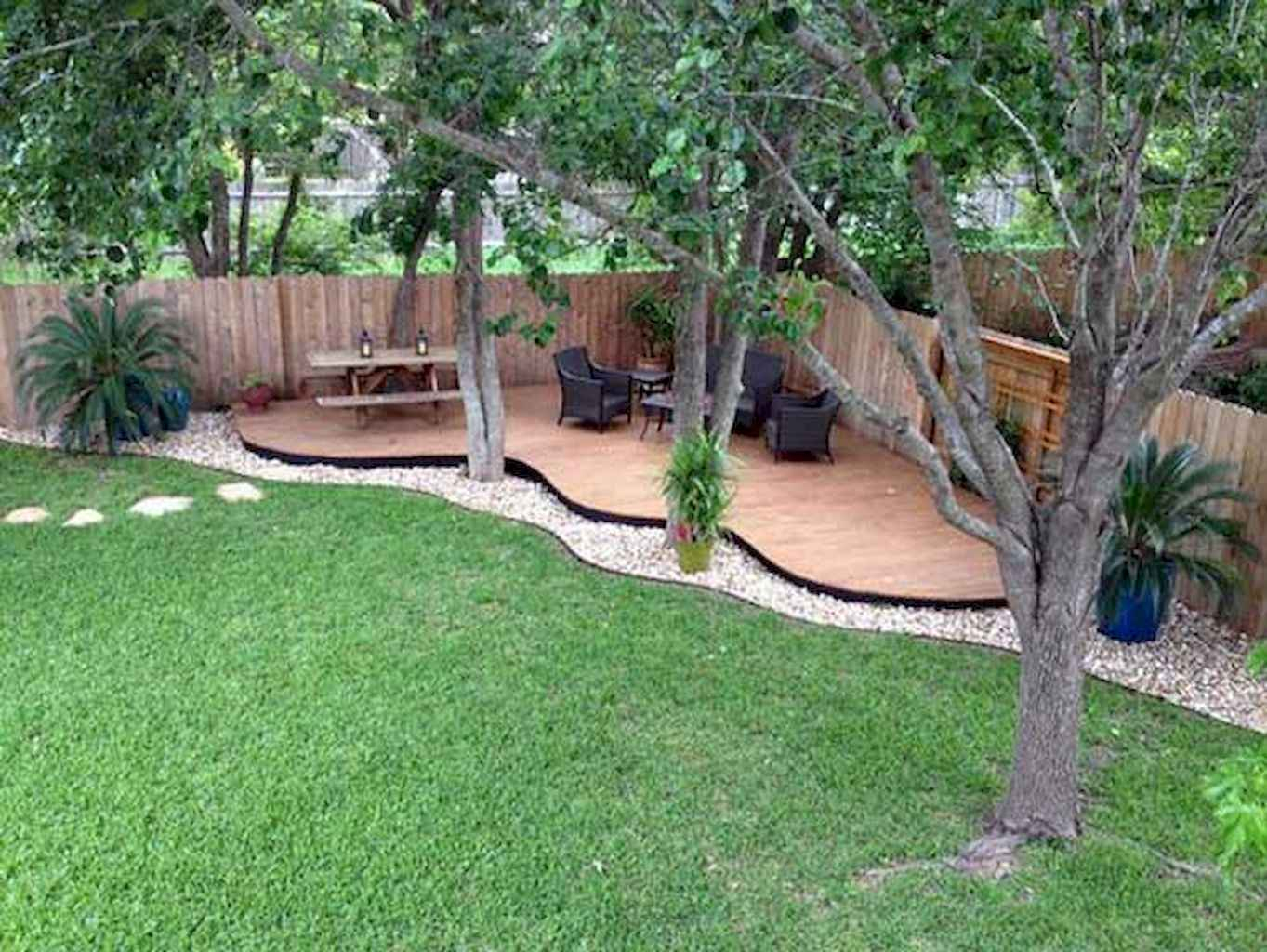 60 Fresh Backyard Landscaping Design Ideas On A Budget Coachdecor in 13 Smart Initiatives of How to Make Backyard Landscape Design Ideas On A Budget