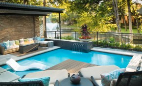 63 Invigorating Backyard Pool Ideas Pool Landscapes Designs Home intended for Backyard Landscaping Ideas With Pool