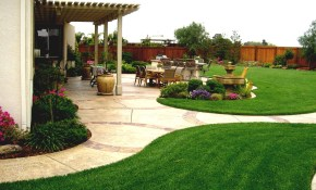 8 Wonderful Easy Backyard Landscaping Photos Home Garden Decoration in 15 Smart Concepts of How to Craft Easy Backyard Ideas