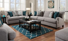 892 The Paradigm Living Room Set Grey Color Selections Teal regarding Used Living Room Sets
