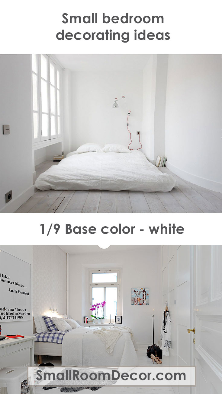 9 Modern Small Bedroom Decorating Ideas Minimalist Style On A Budget with regard to 11 Clever Ideas How to Upgrade Modern Small Bedroom Ideas