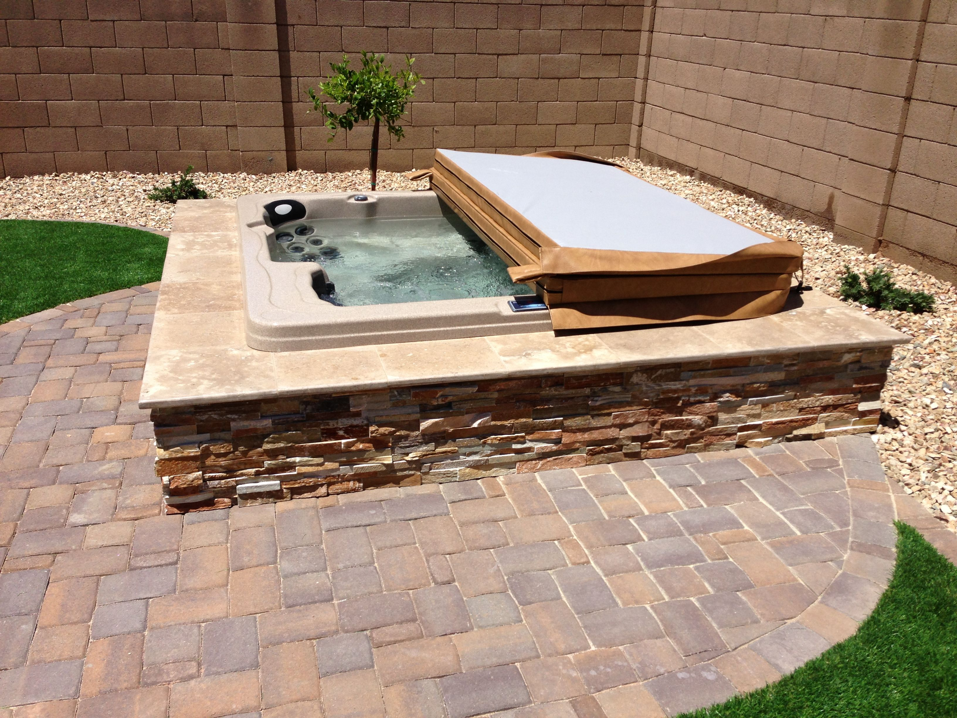 Arizona Backyard Landscapes Place To Be Super Bowl Sunday pertaining to 10 Smart Concepts of How to Makeover Arizona Backyard Landscaping