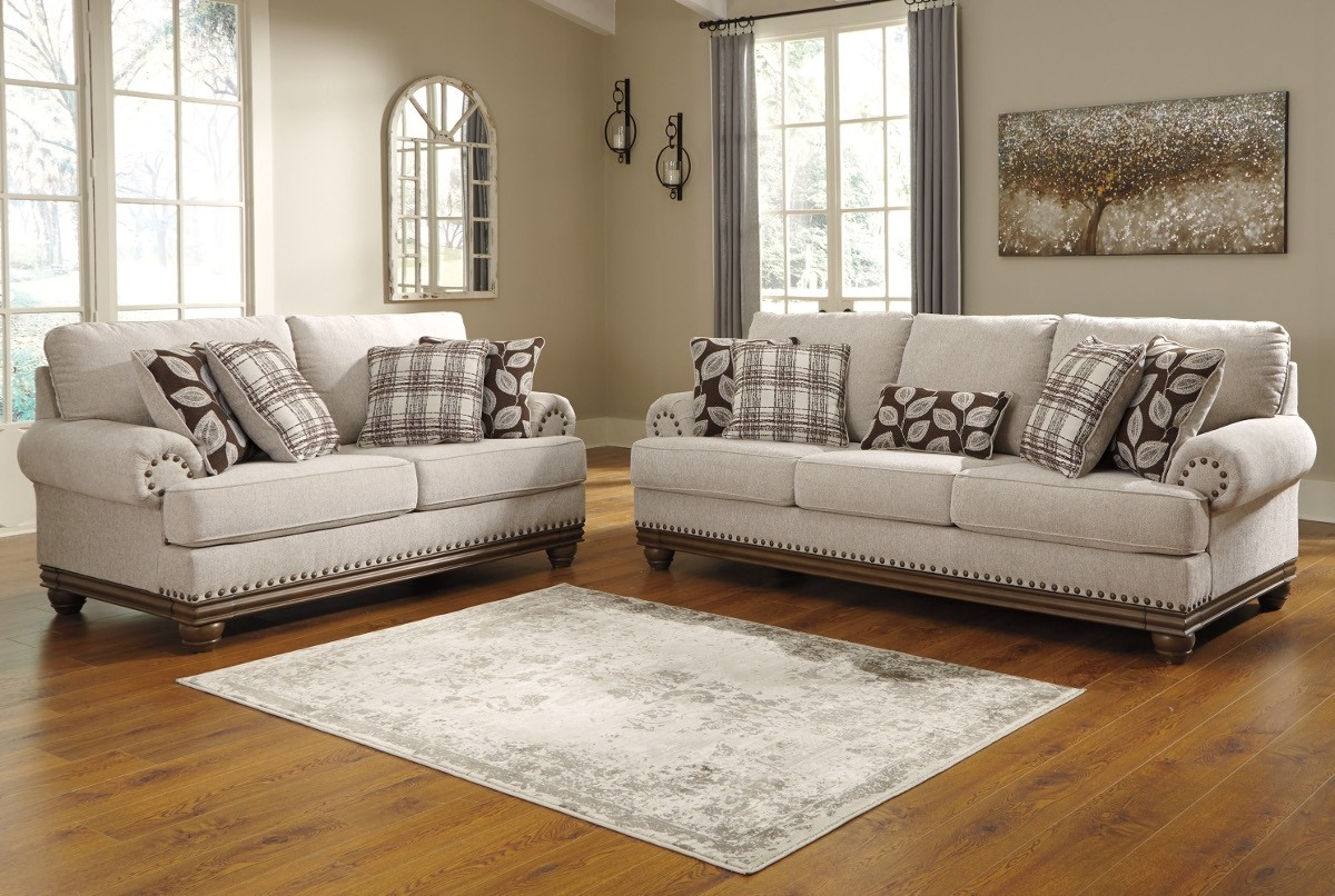 Ashley Furniture Harleson Living Room Set In Wheat pertaining to 14 Smart Ways How to Makeover Ashley Living Room Set
