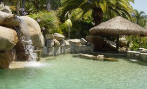 Backyard Beach Ideas For Garden Backyard And Space Around The for Backyard Beach Ideas
