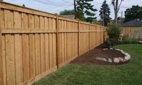 Backyard Fencing Ideas For Your Beautifull Garden Homesfeed throughout Backyard Fence Styles