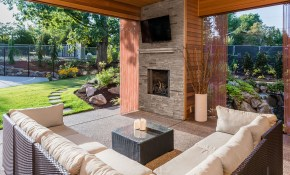 Backyard Ideas And Outdoor Living Spaces For Your New Home Hayden in Backyard Entertainment Ideas