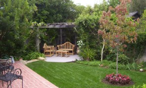 Backyard Landscaping Ideas Santa Barbara Down To Earth Landscapes within Cheap Backyard Landscaping