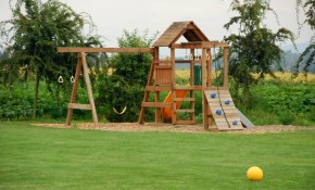 Backyard Playground Best Ground Cover Options Guide Install It Direct throughout Kid Friendly Backyard Ideas