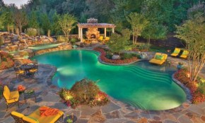 Backyard Pool Best Landscaping Ideas Landscape Designs For Your Home pertaining to 15 Genius Designs of How to Upgrade Backyard Pool And Landscaping Ideas